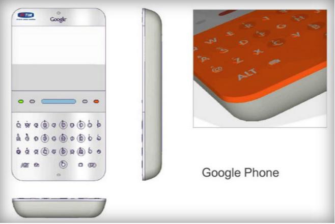 google phone v1