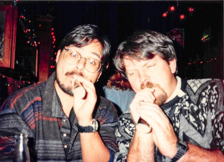 New Years Eve 1995 - Prescott AZ