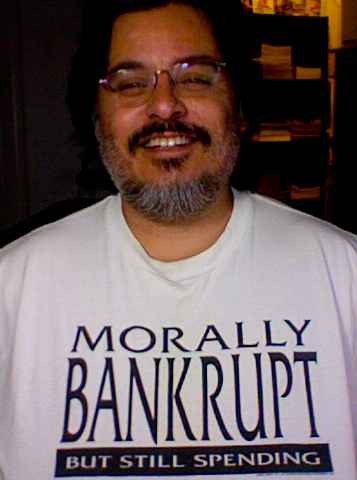 morally bankrupt - but still spending (2008-01-01)